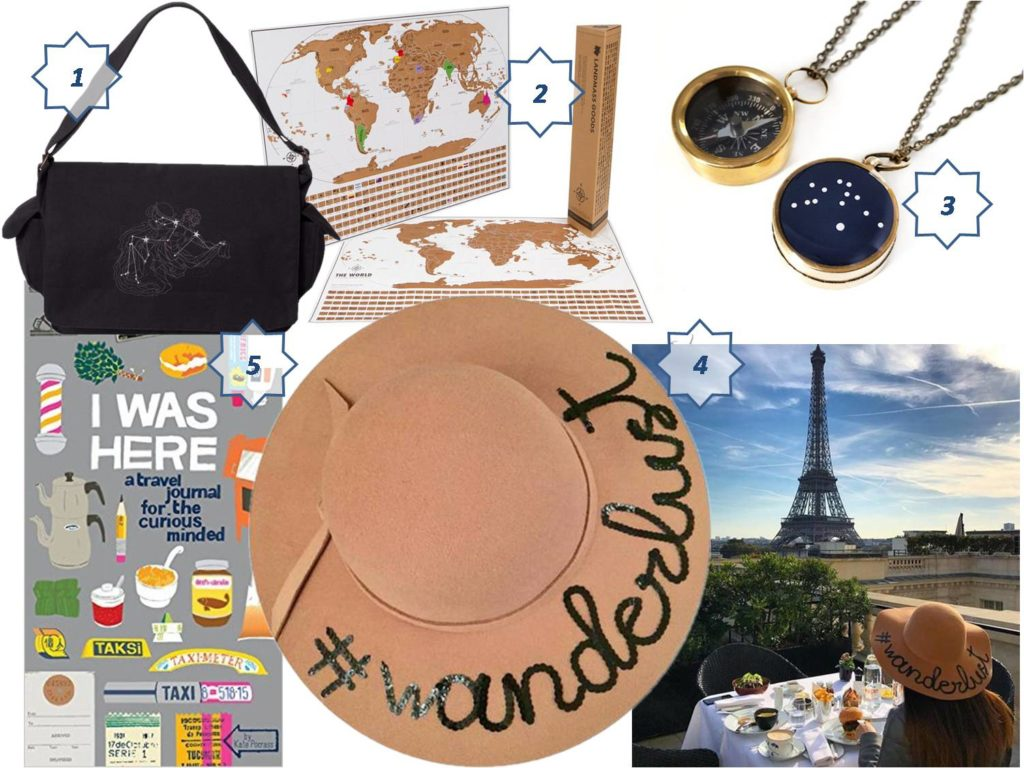 wanderlust aquarius gift ideas