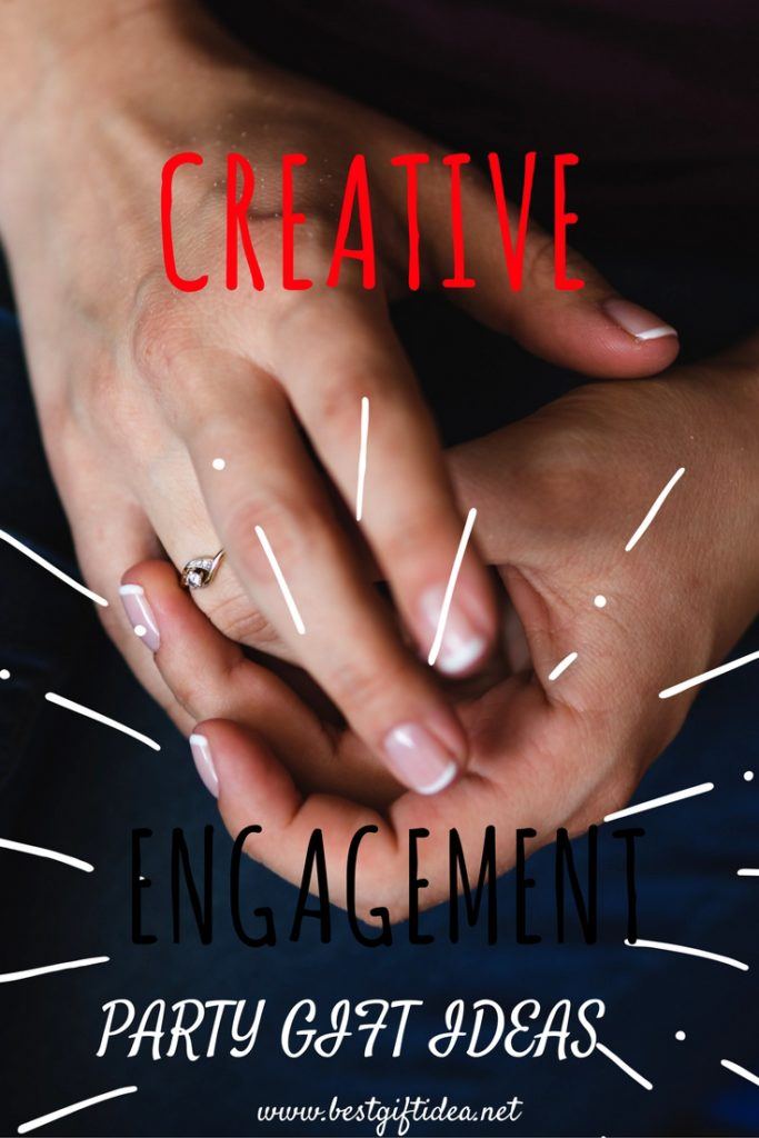 creative engagement gifts