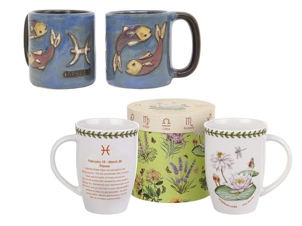 mugs for pisces