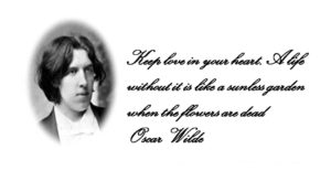 valentines day love poetry oscar wilde