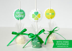 st.patrick's day decoration diy