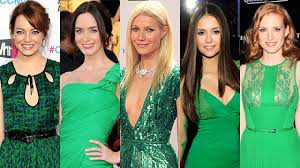 st patricks day green clothes