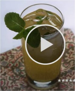 green tea mojito recipe