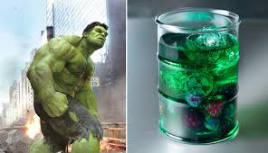 Hulk Cocktail