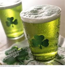 st patricks drinks