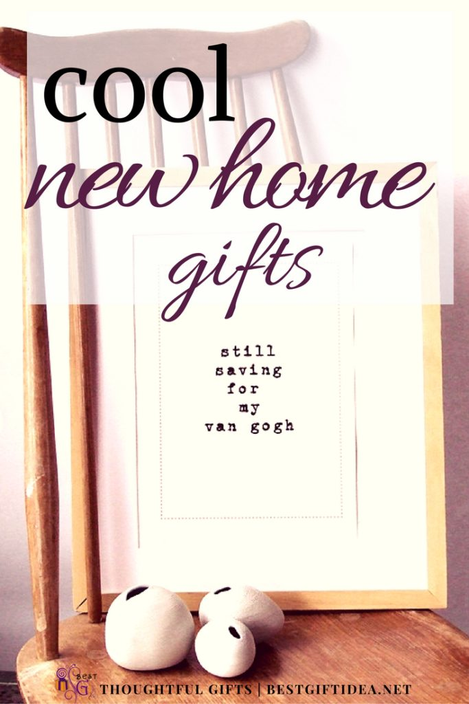 cool new home party gifts