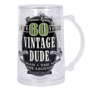 Vintage Dude Beer Mug -check price here