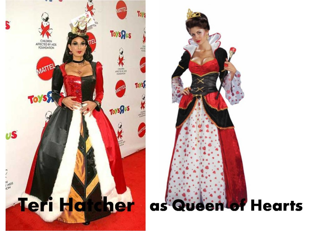 Image source: http://www.jerkmagazine.net/ Check the Queen of the Hearts Costume here