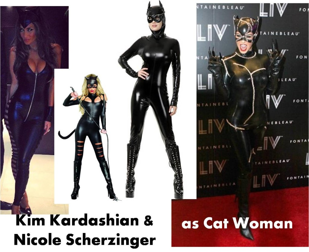Image source: Click here to check Nicole Cat Woman Costume Kim Cat Woman Costume