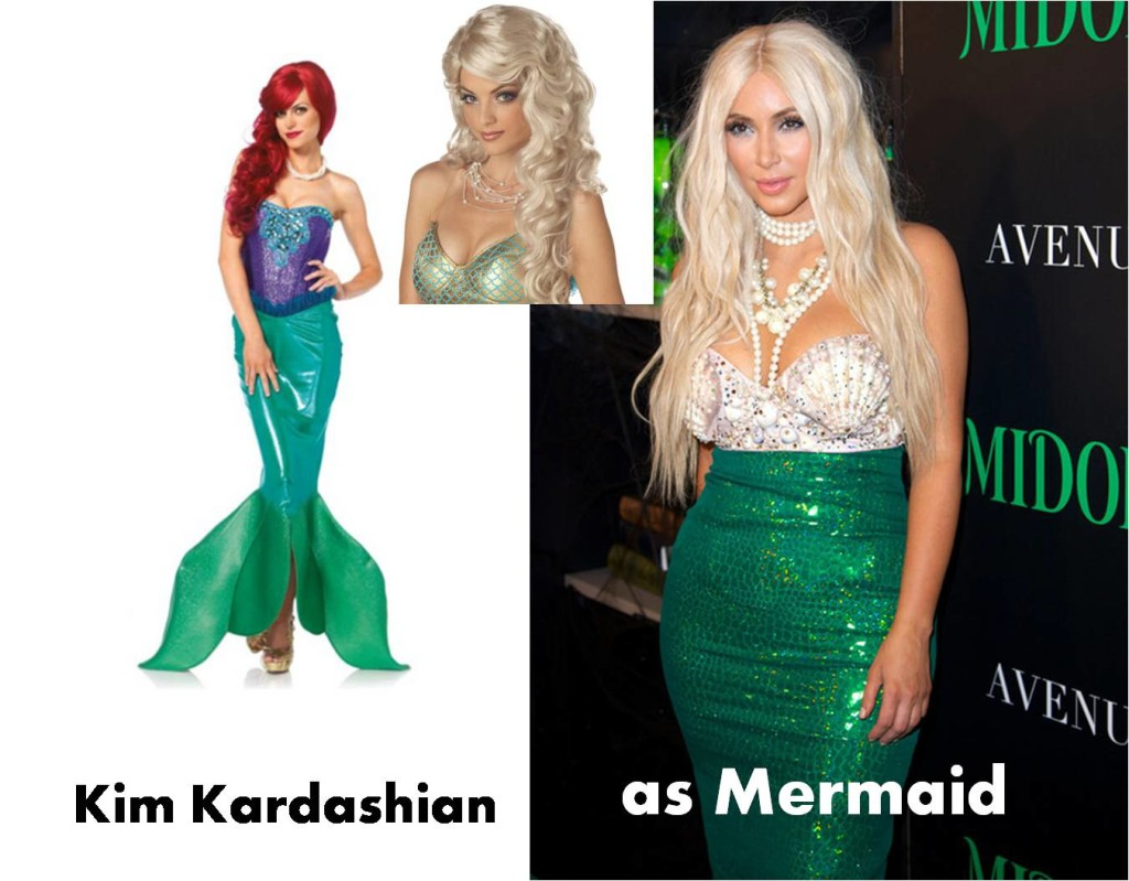 Image source: Click to check Mermaid Costume