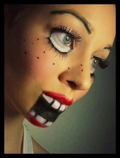 Best Gift Idea Inspirational Scary Halloween Makeup To Blow Your Mind