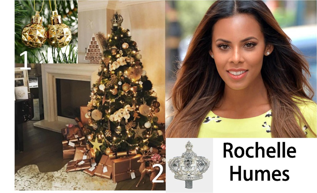 rochelle humes christmas tree