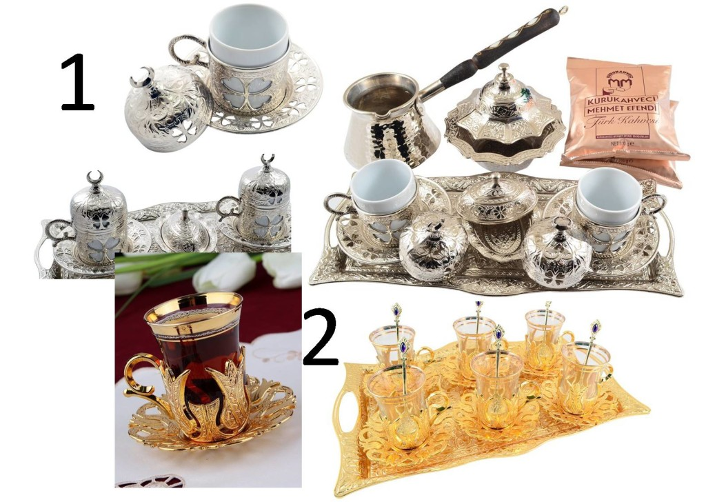 tea lovers turkish set