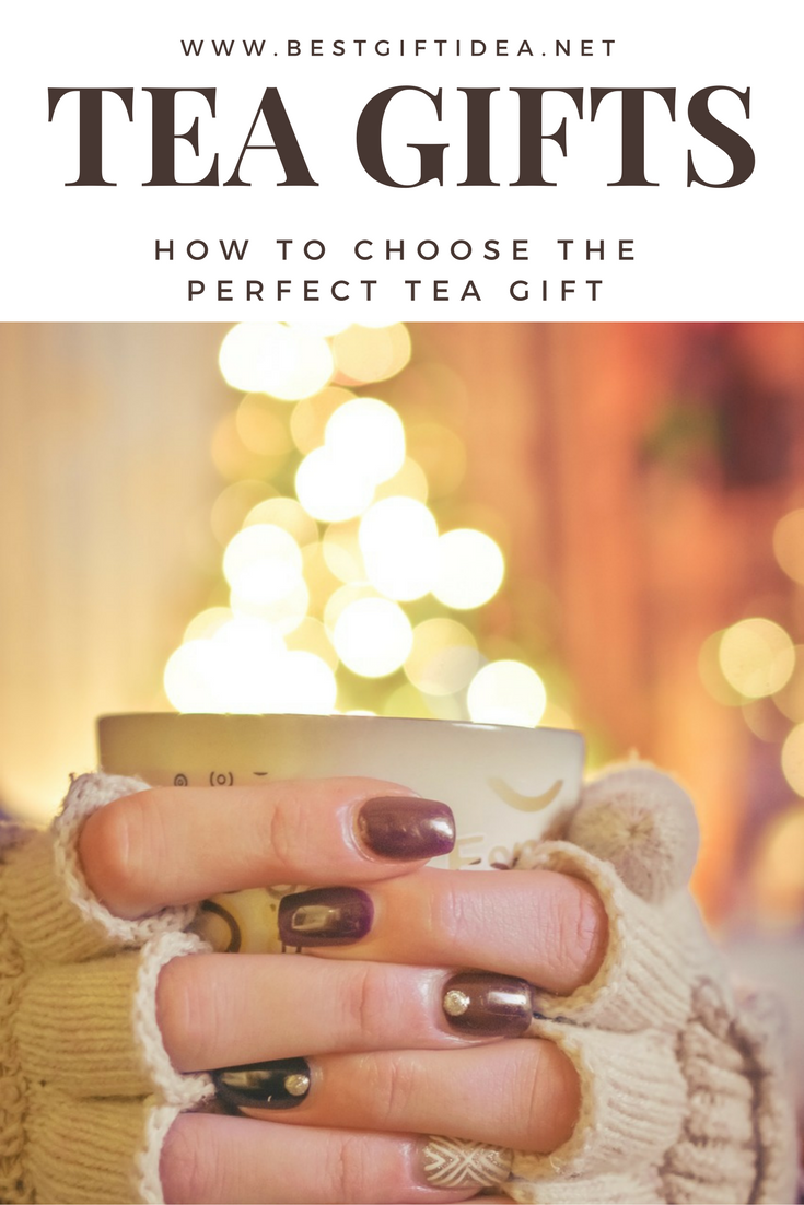 How to choose the perfect tea gift for a tea lover