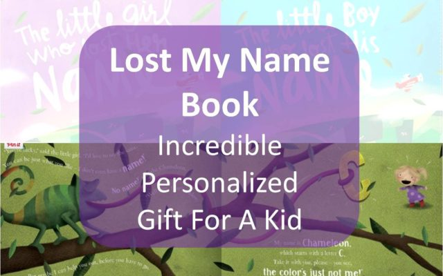 lost my name book