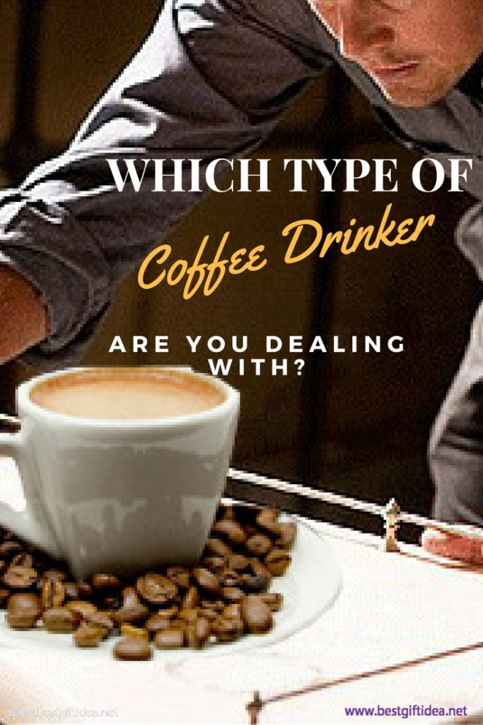 coffee drink personality