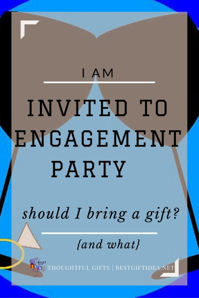 Gifts For Engagement Party