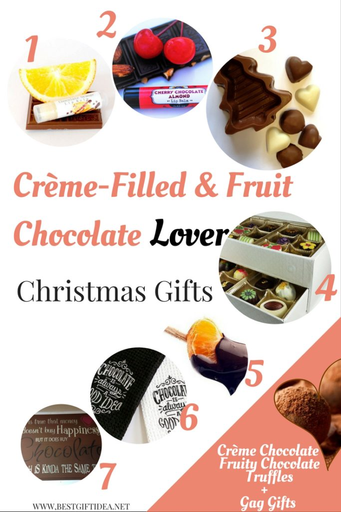 creme filling chocolate lovers gifts