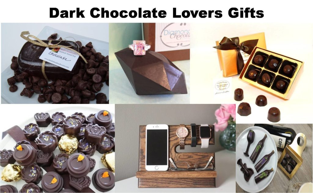 dark chocolate lovers gifts