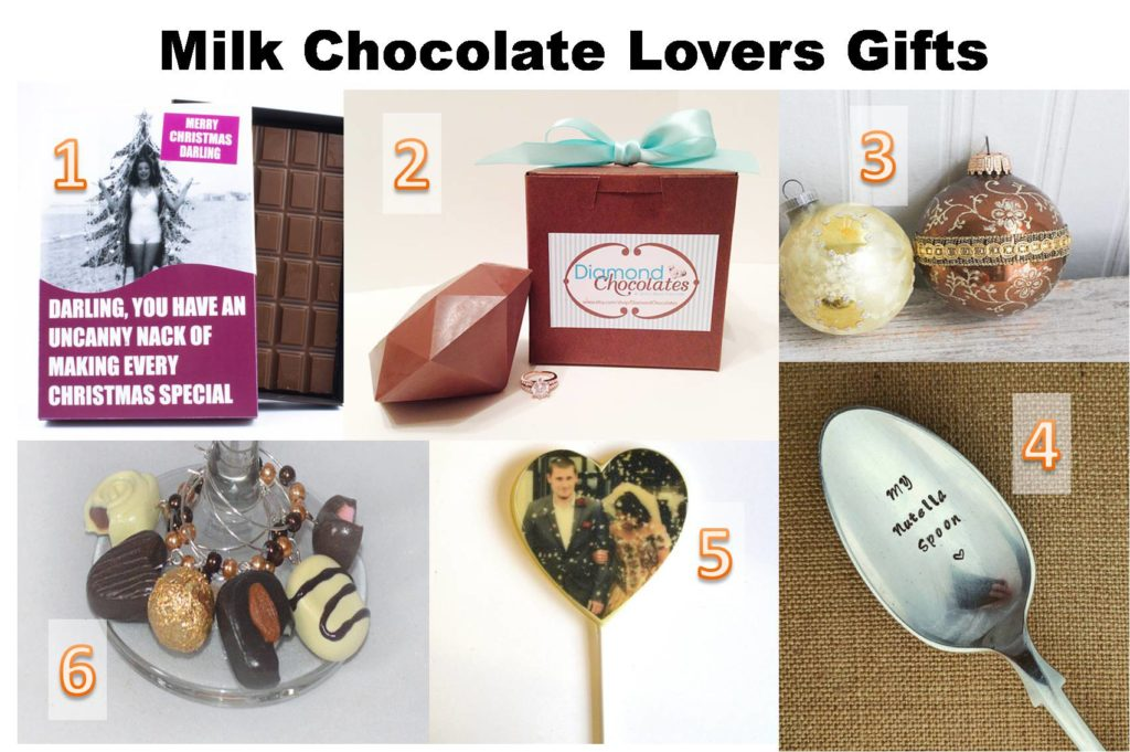 milk chocolate lovers gifts