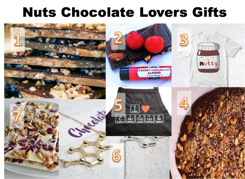 nuts chocolate lovers gifts