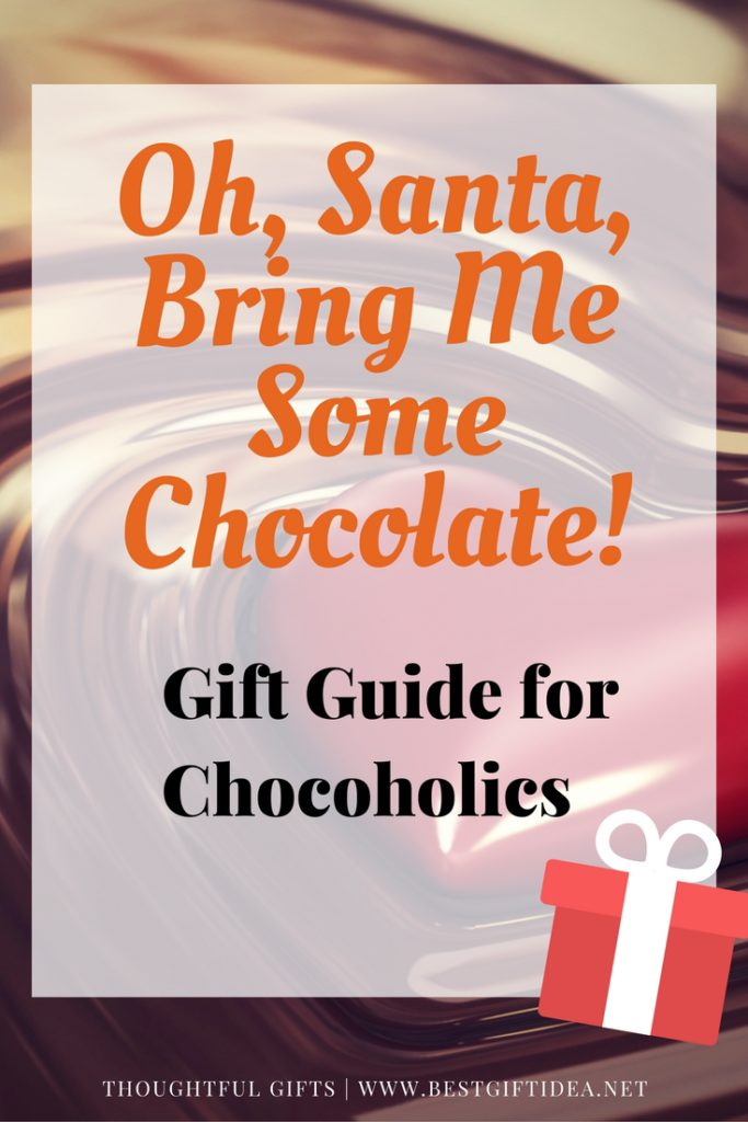 Why chocolate is the perfect Christmas gift?