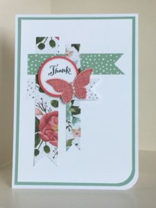 paper craft greeting card