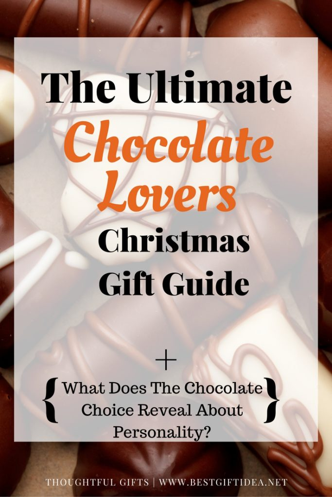 The Ultimate CHocolate Lovers Christmas Gift Guide