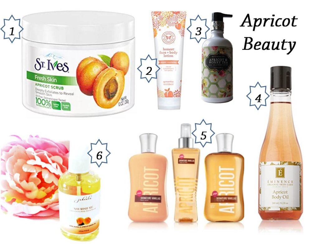 apricot beauty gifts