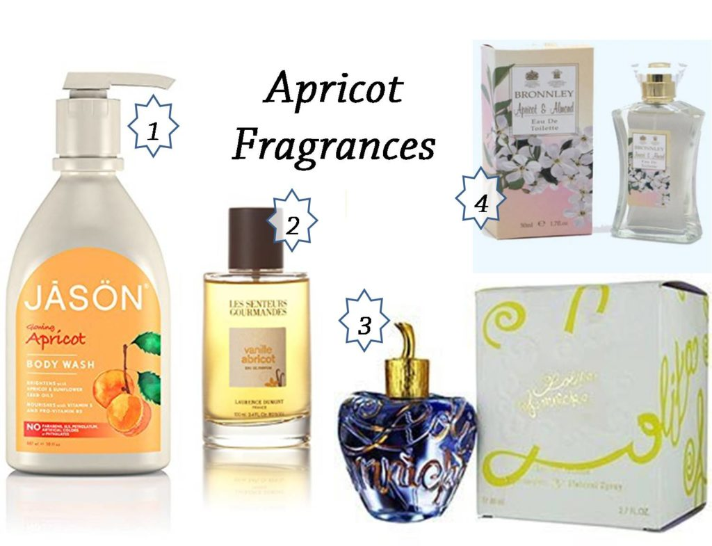 apricot fragrances gifts