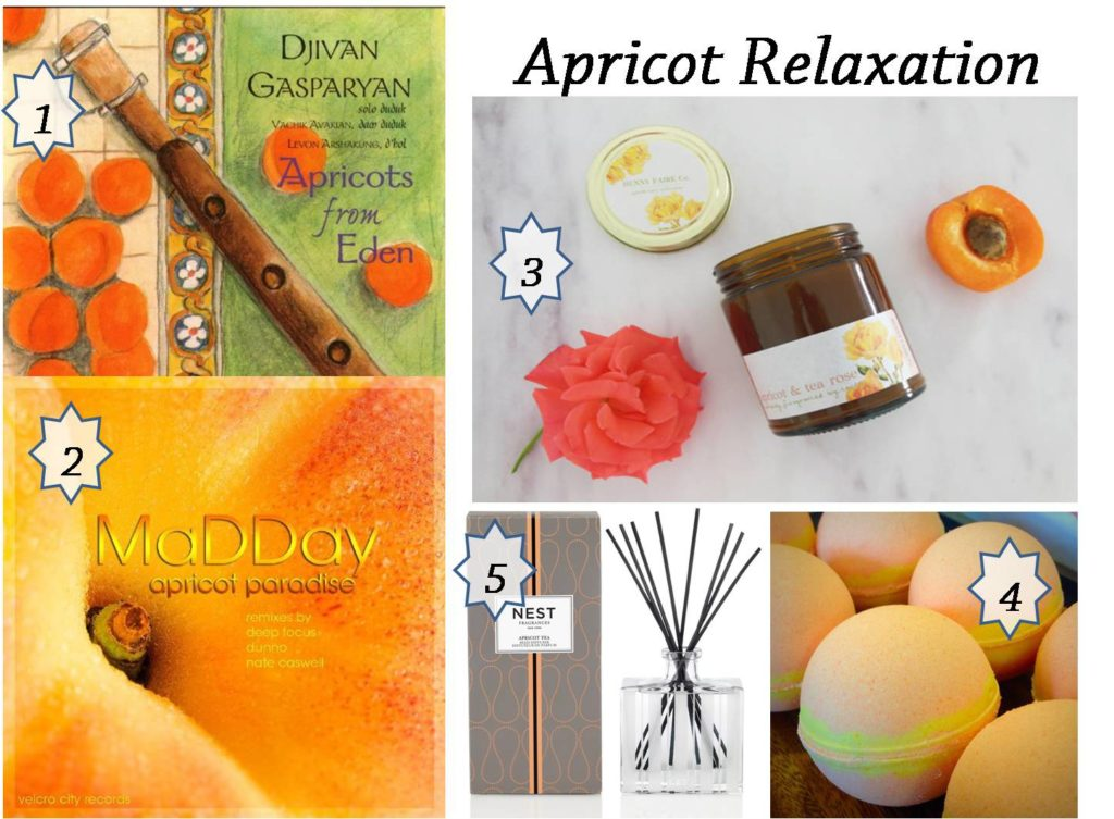 apricot relaxation