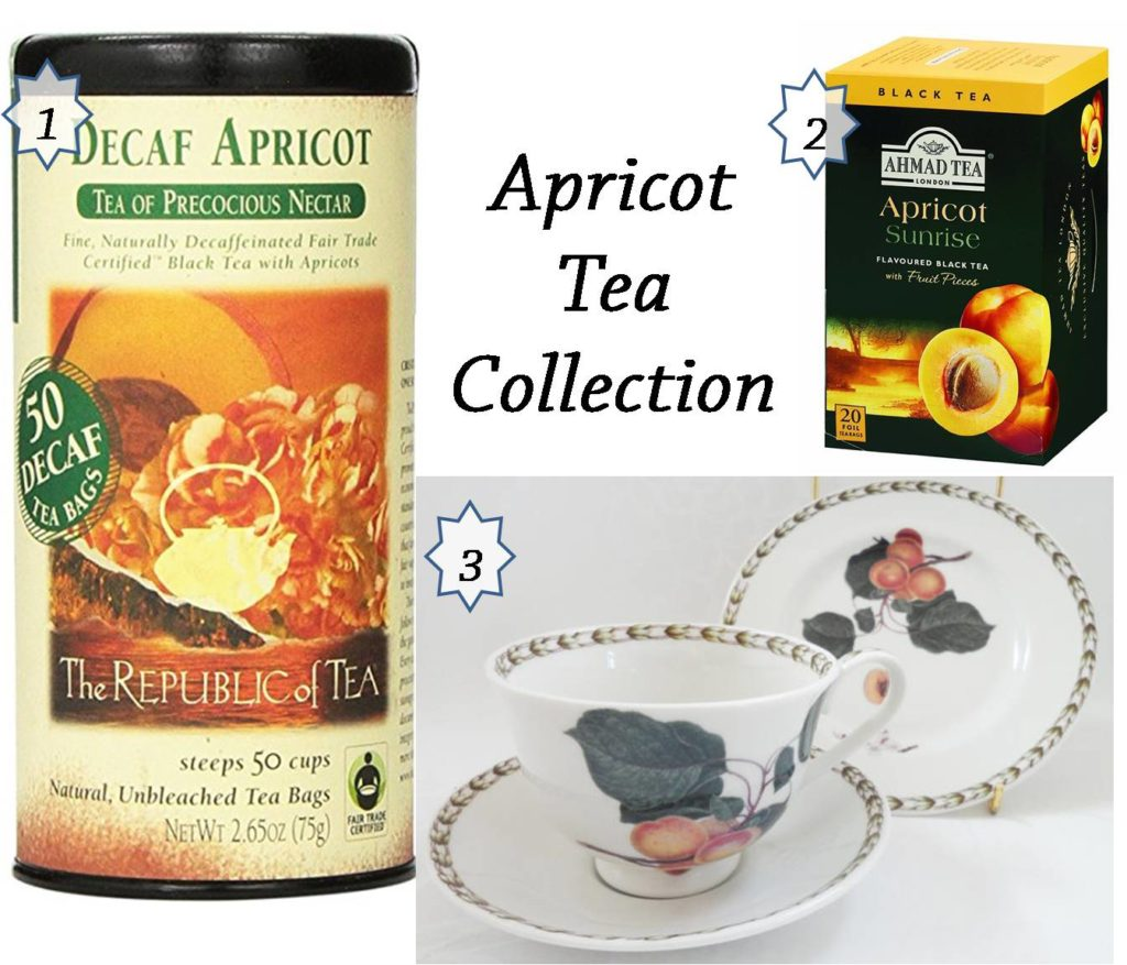 apricot tea gifts