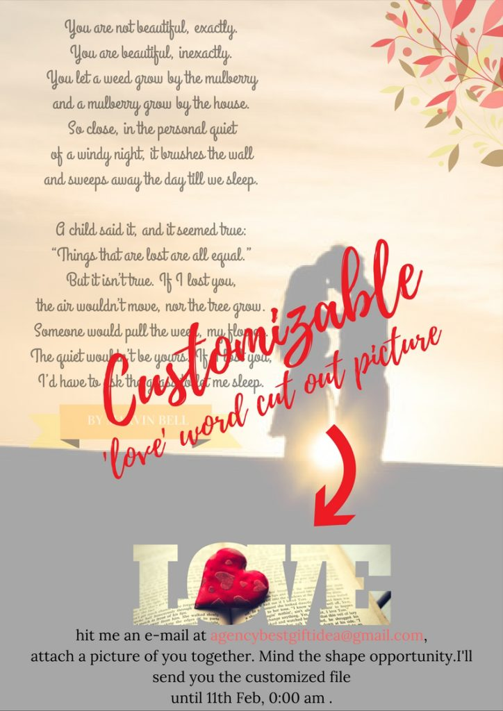 Best gift idea say it with valentine 39 s day poems endless for Best gift this valentine day
