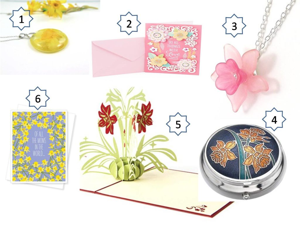 mother day daffodil gifts