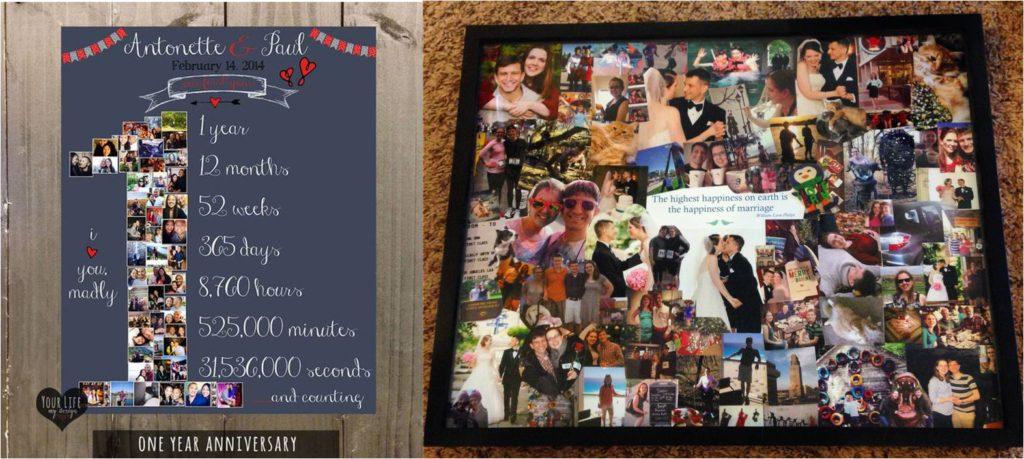 favorite best gift idea first wedding anniversary gift to make 30 if73